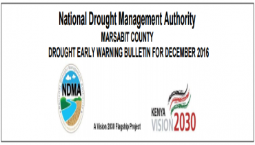 Marsabit County: Drought Early Warning Bulletin for December 2016